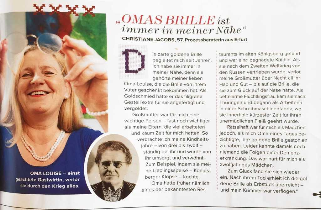 Omas Brille
